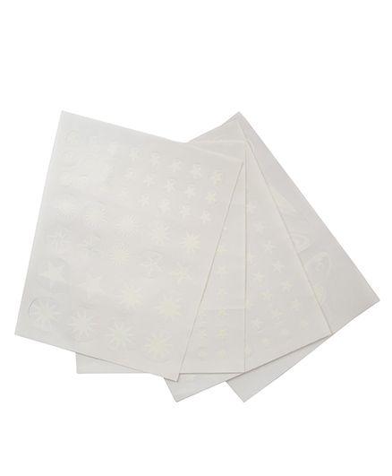 Ratnas Wonderful Shinner Stars - White