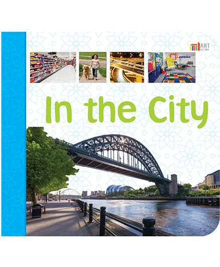 In The City Book - English
