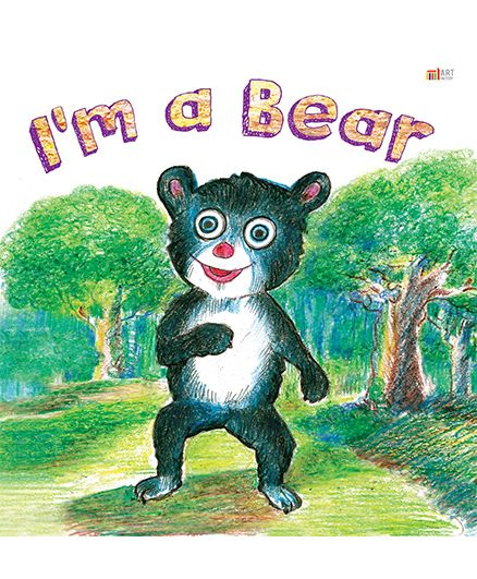I Am A Bear - English