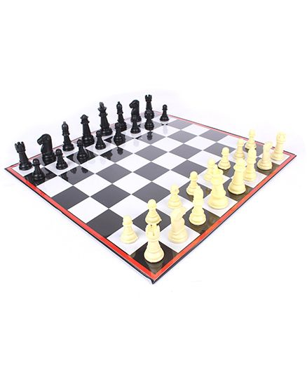 Toyenjoy Magnetic Chess Delux Sr. - Multicolor