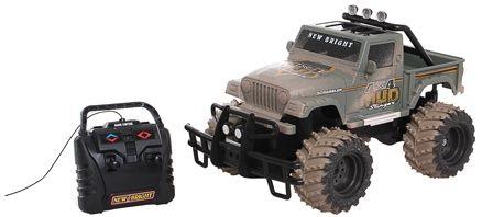 New Bright - Mud Slinger Scrambler Jeep