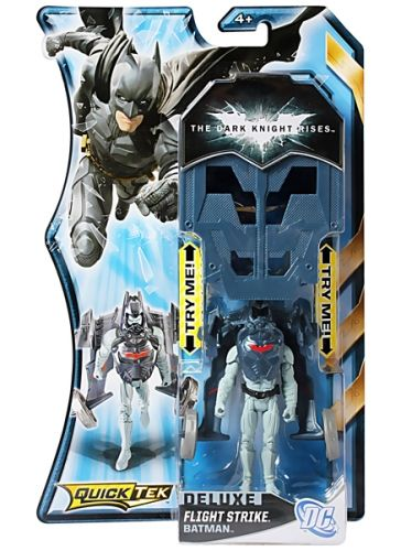 Batman Quicktek Flight Strike - Length 10 cm