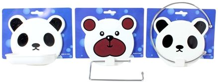 Fab N Funky - Bear Bath Accessories