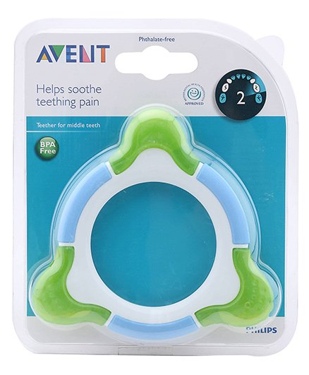 AVENT - Teether For Middle Teeth