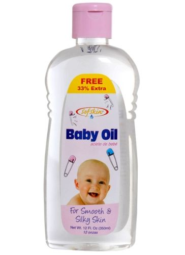 Sofskin - Baby Oil