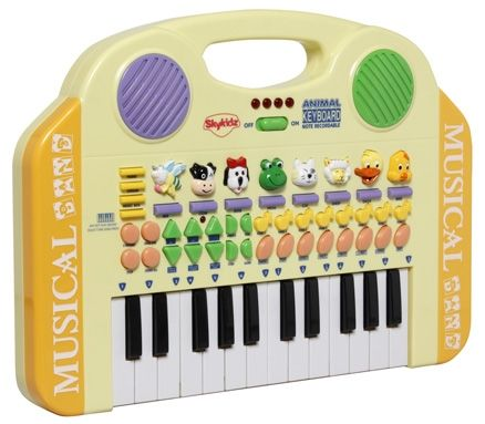 Skykidz - Musical Band With Animal Keyboard