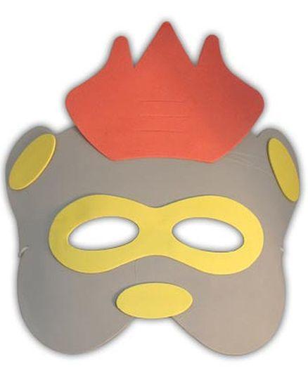 Partymanao Thin Sponge Gorilla Mask - Beige