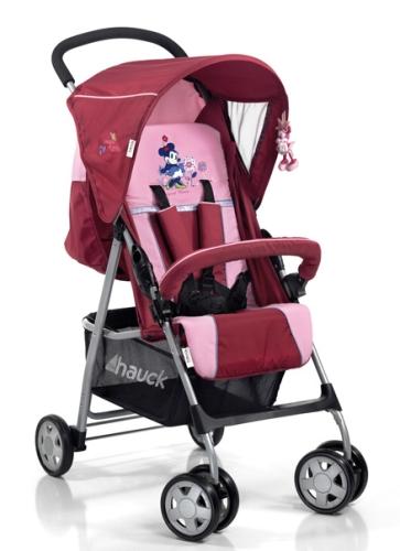 hauck stroller sport original minnie pink by disney baby. Black Bedroom Furniture Sets. Home Design Ideas