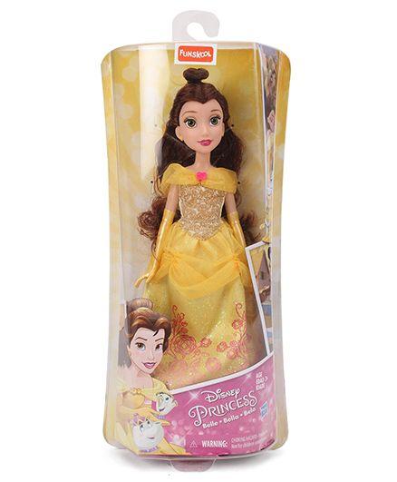 Disney Princess Belle Doll - Yellow