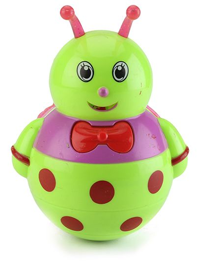 Playmate Roly Poly Tumbler - Green