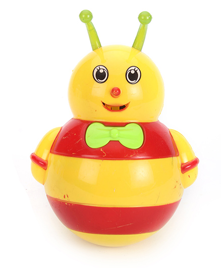 Playmate Roly Poly Tumbler - Yellow