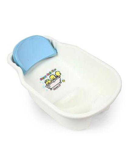 Babycenter India Baby Bath Tub - White