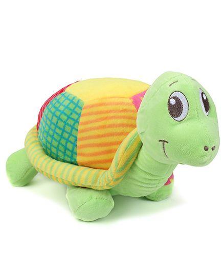 Starwalk Turtle Plush Soft Toy Green - 20 cm