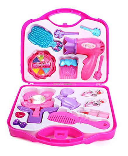 Saffire Beauty Set - Pink