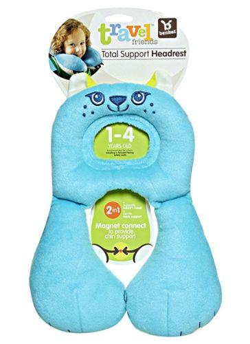 Travel Friends Total Support Headrest