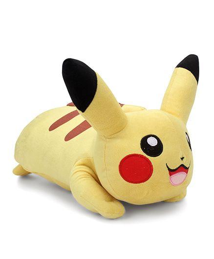 Pokemon Pikachu Plush Toy Yellow - 31 cm