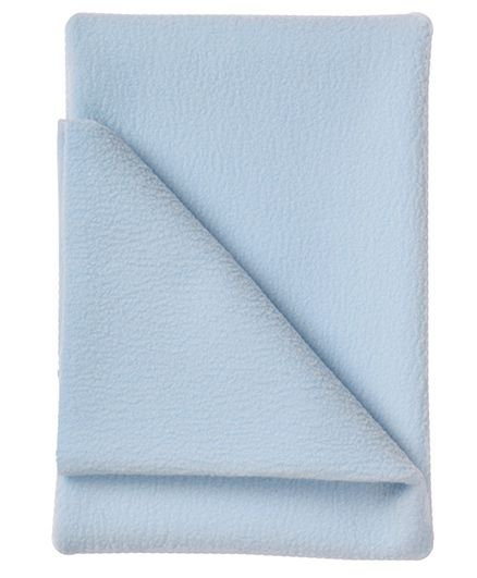 Morisons Baby Dreams Fast Dry Baby Mat Sky Blue - Small