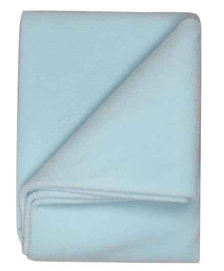 Morisons Baby Dreams Fast Dry Baby Mat Sky Blue - Medium