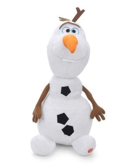Disney Olaf Plush Toy White - 40 cm
