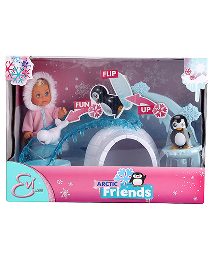 Evi Love Doll Arctic Theme Multicolor