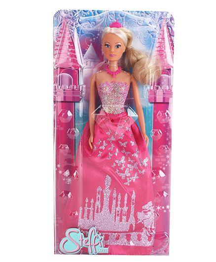 Simba Steffi Love Sparkle Princess Pink - 29 cm