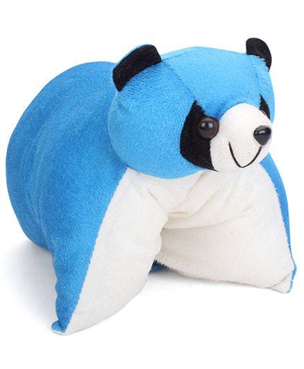 IR Folding Pillow Panda - Blue