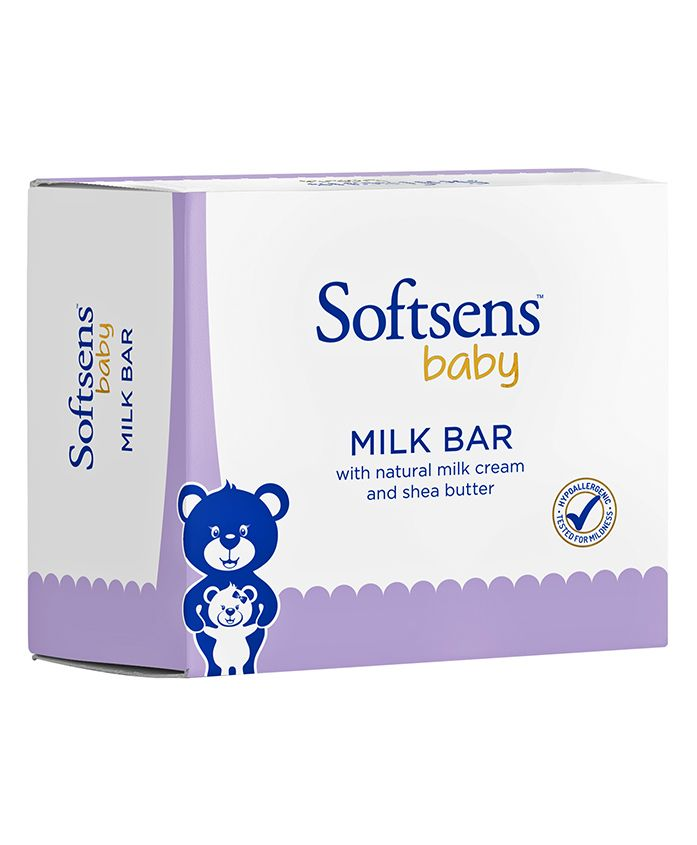 Softsens Baby Soap 100 gm - Pack Of 3