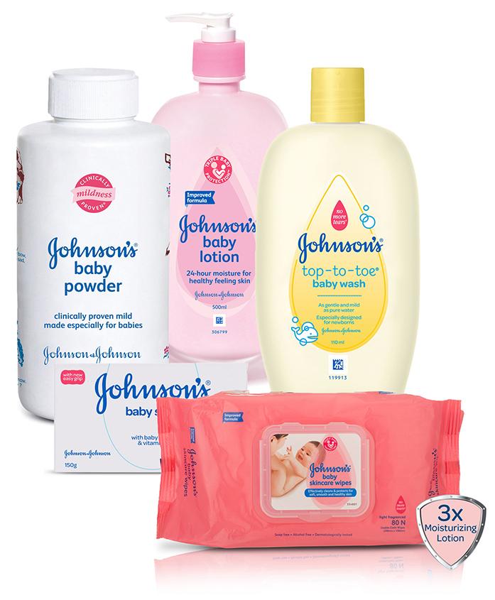 Johnson Johnson Baby Products Johnson Johnson Baby Baby