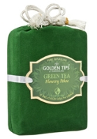 Golden Tips of Darjeeling - Green Tea Flowery Pekoe with Velvet Pouch