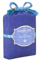 Golden Tips of Darjeeling Pure Nilgiri Tea with Velvet Pouch