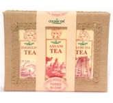 Golden Tips 3-In-1 Darjeeling Assam &amp; Nilgiri in Jute