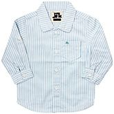 JFK - Full Sleeves Shirt With Stripes