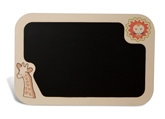 Woody Wood - Safari Black Board