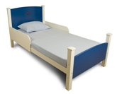 Woody Wood - Bed Blue