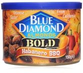 Blue Diamond Almonds Habanero BBQ