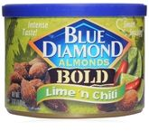 Blue Diamonds Almonds Lime n Chili