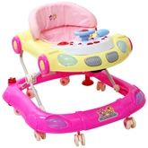 Fab n Funky - Car Style Baby Walker
