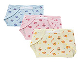 Tinycare - Baby Nappy Medium Set Of 3