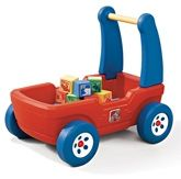 Walker Wagon With Blocks