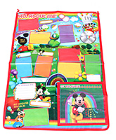 Disney All About Me Organizer Multicolor
