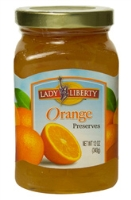 Lady Liberty Orange Preserves
