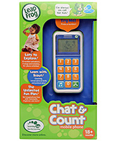 Leap Frog - Chat & Count Mobile Phone 18 Months+, I'm Always On Call For Fun! British Voic...