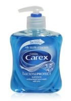 Carex - Handwash Bacteria Protect With Zinc