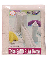 Elefantastik - White Quartz Sand 