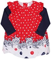 Nauti Nati - Full Sleeves Frock with Bloomer
