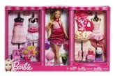 Barbie - Fashion Doll Set 3 Years+, Cute And Attractive Fashion Doll Set