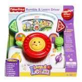 Laugh & Learn - Rumble & Learn Driver 6-36 Months, Rumblin Action, Turn Wheel, Learn Each ...