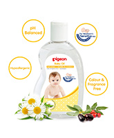 Buy Pigeon - Baby Oil
