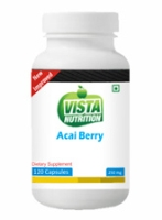 Vista Nutrition Acai Berry