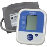 Omron BP Monitor Upper Arm HEM-7112